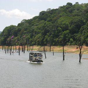 thekkady-boat-cruise
