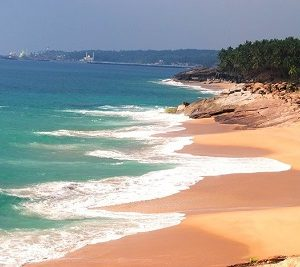 Kerala Honeymoon Package Beach
