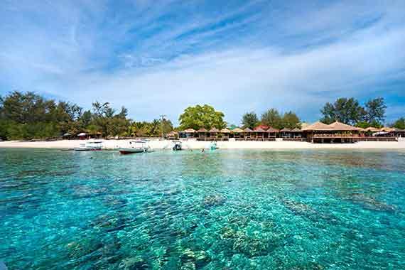 Gili-island